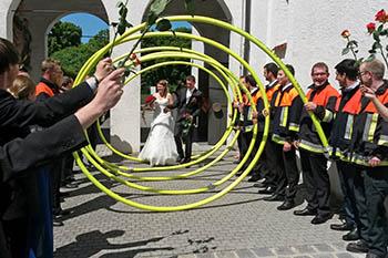Hochzeitsaktivitäten